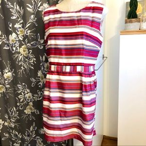 COUPE COLLECTION  Midi Dress W/ Pockets